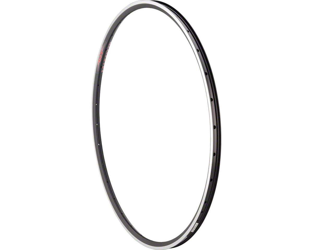 A23 OC Rim, 700c 32h, with MSW Black