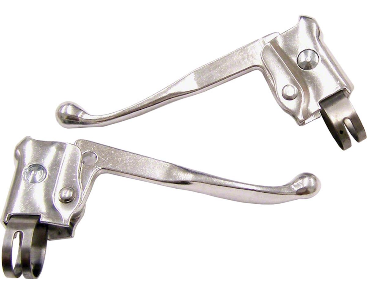 City Levers: 22.2mm, Pair