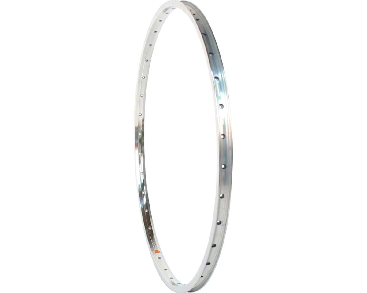 Diagonale 650b 32 Hole Rim Polished Silver Alloy