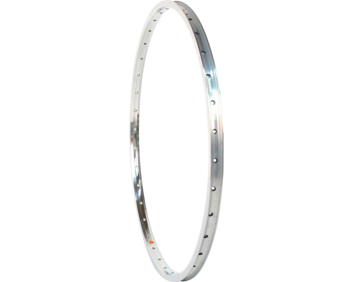 Diagonale 650b 36 Hole Rim Polished Silver Alloy