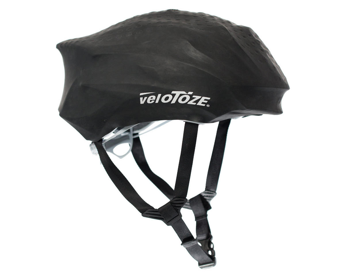 VeloToze Helmet Cover (Black)