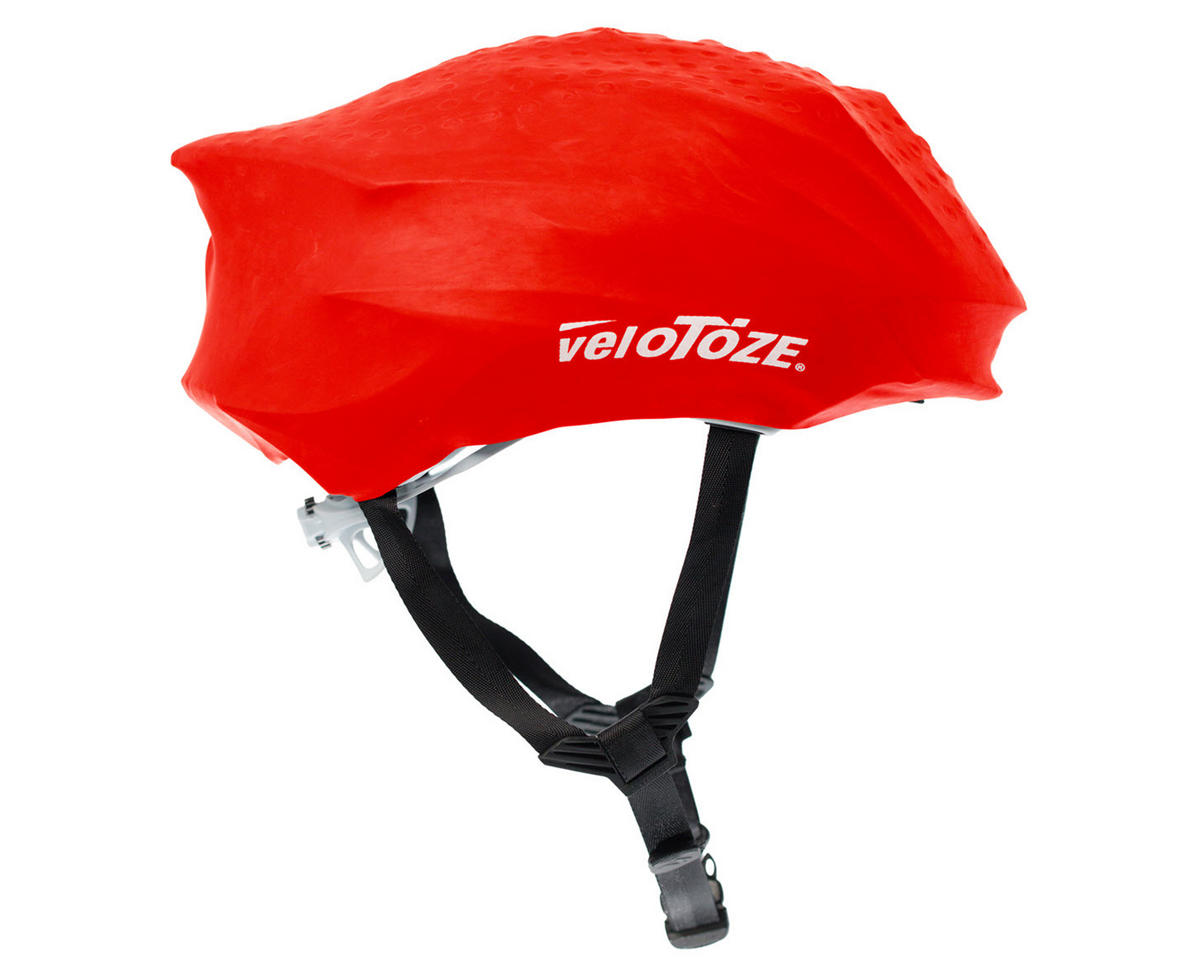 VeloToze Helmet Cover (Red)