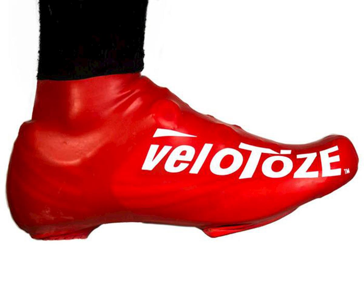 VeloToze Short Shoe Cover (Red) (L/XL)