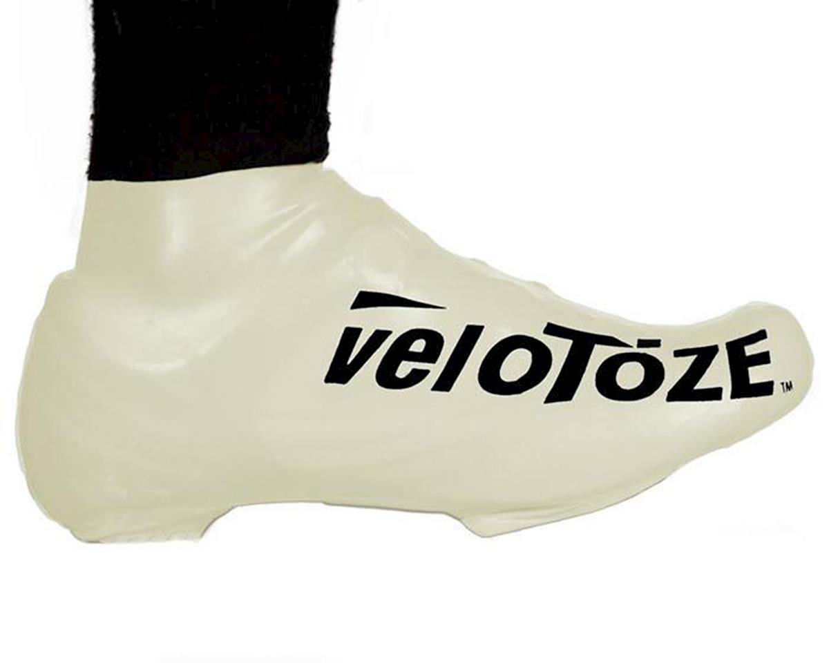 VeloToze Short Shoe Cover (White) (S/M)