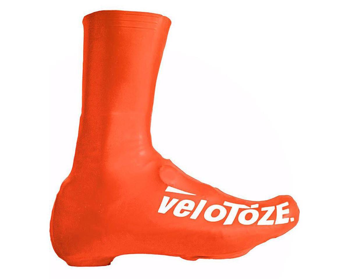 VeloToze Tall Shoe Cover 1.0 (Viz Orange) (L)