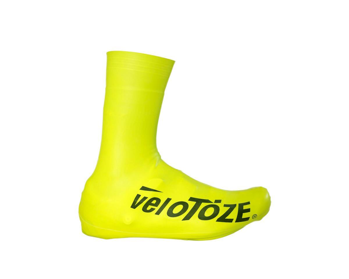 VeloToze Tall Shoe Cover 2.0 (Viz Yellow) (L)