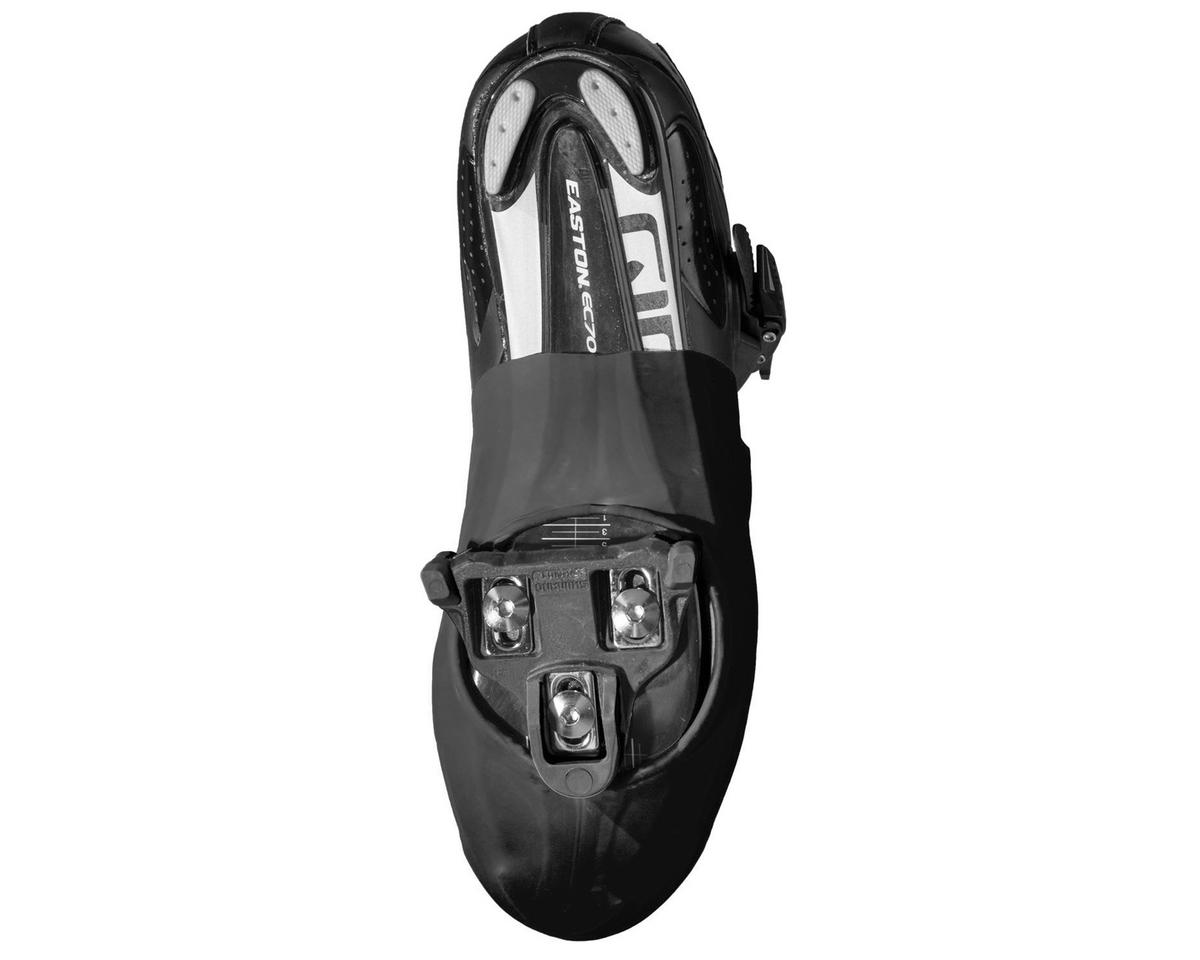 VeloToze Toe Cover - Black / One Size