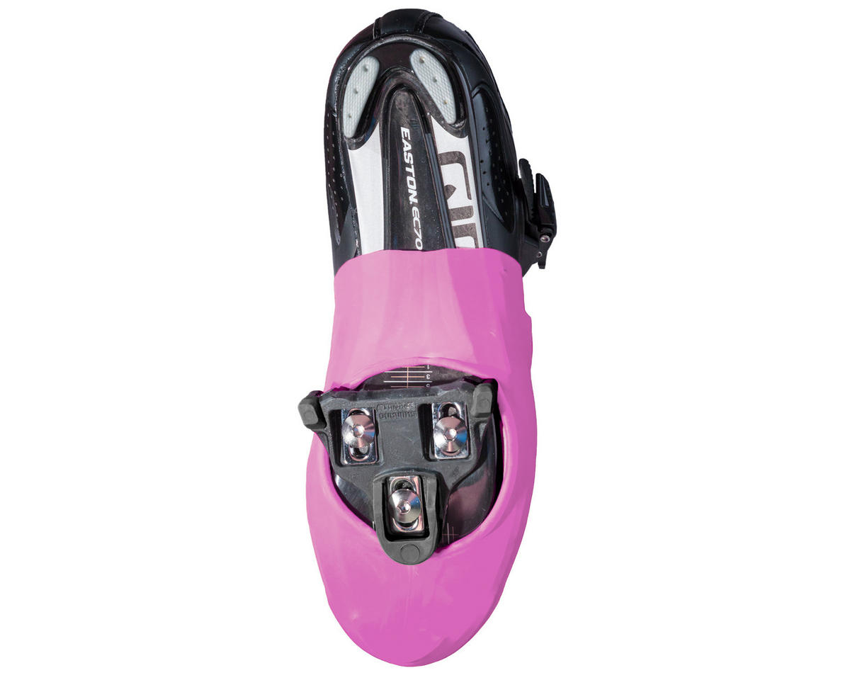 VeloToze Toe Cover - Pink / One Size