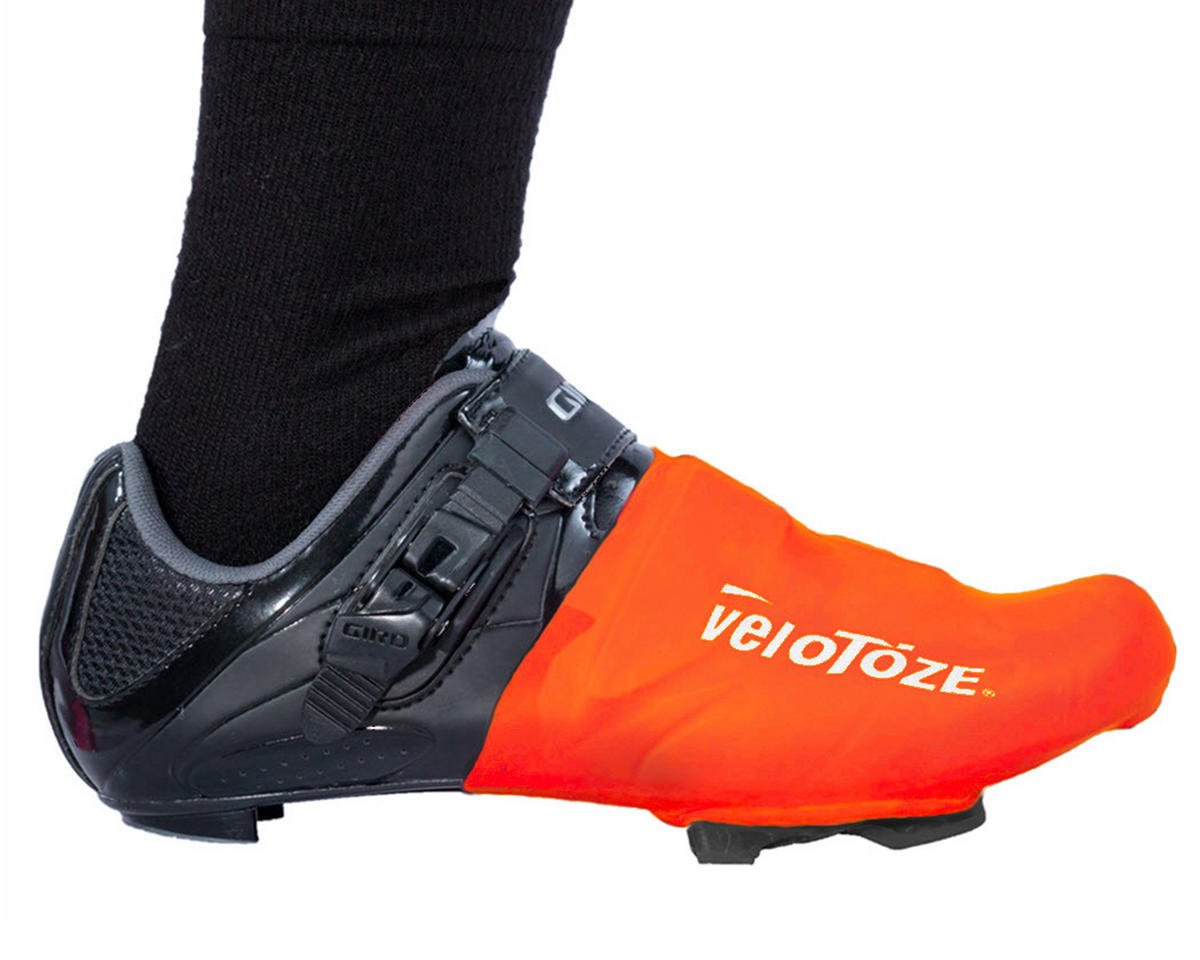 VeloToze Toe Cover (Viz- Orange)