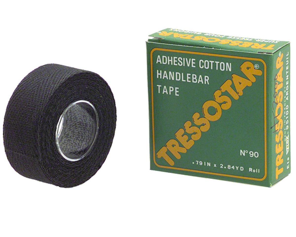 Tressostar Cloth Tape Black*box of ten*