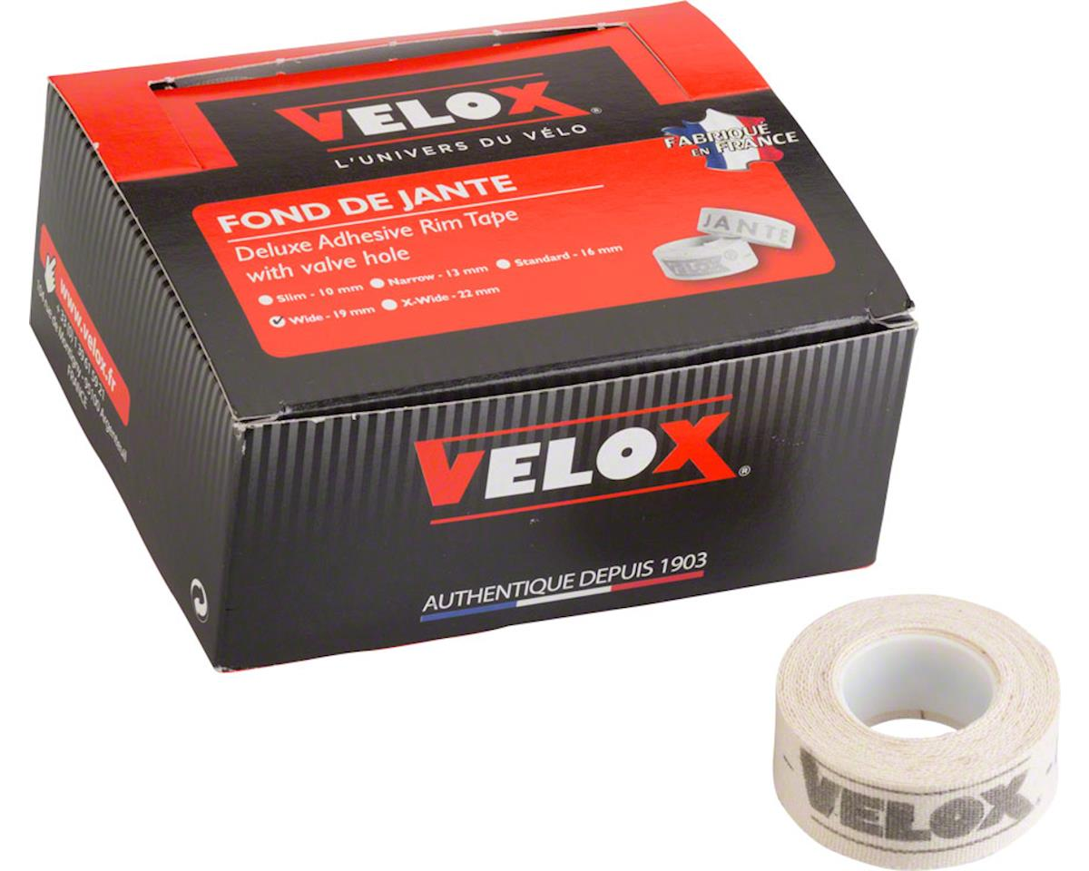 Velox 19mm Rim Tape, Box of 10 Rolls