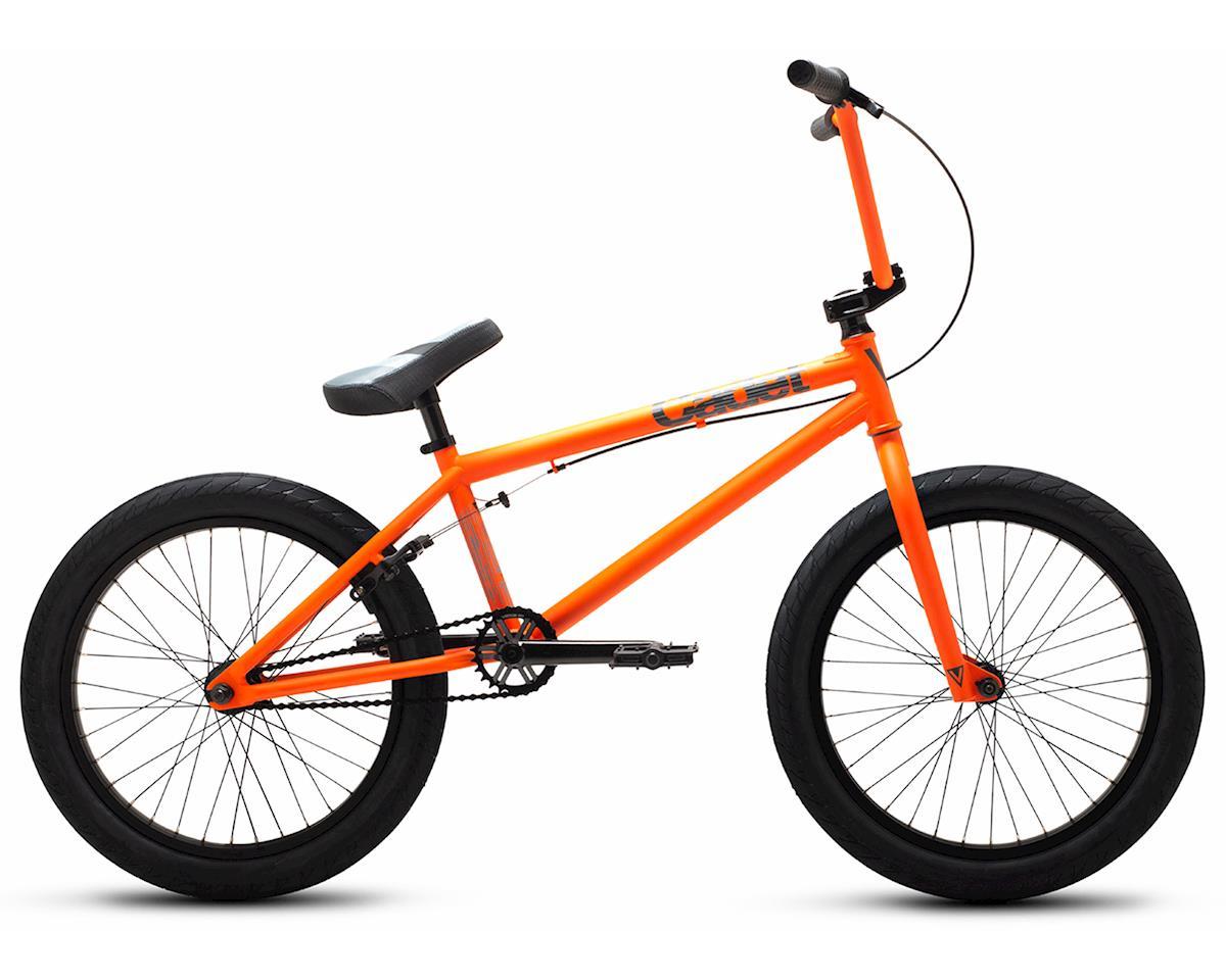 """Verde 2019 Cadet BMX Bike (20.25"""" Toptube) (Matte Orange)"""