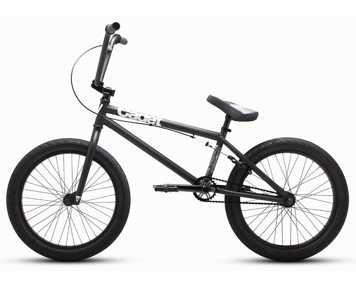 """Verde 2019 Cadet BMX Bike (20.25"""" Toptube) (Matte Black)"""