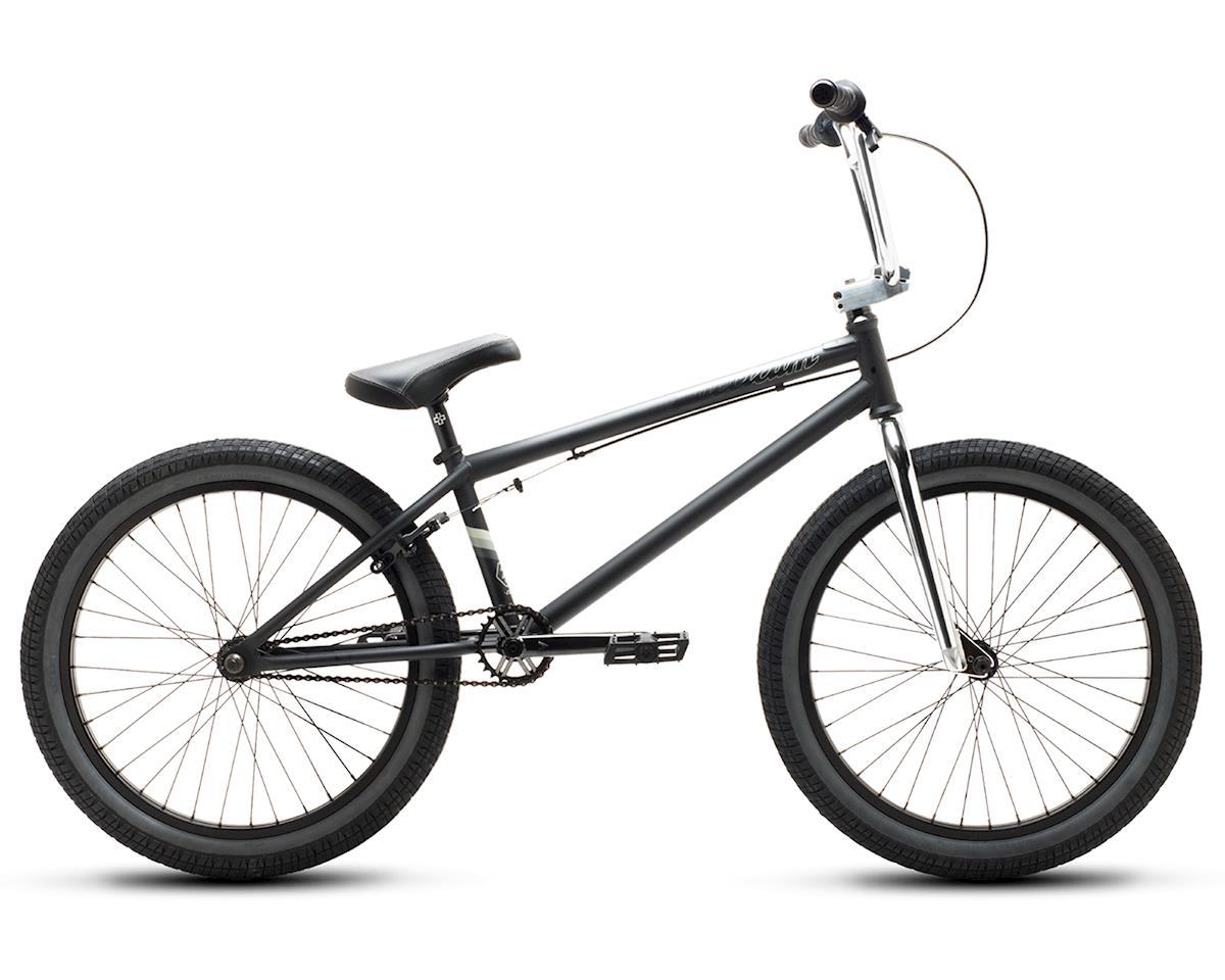 """Verde 2019 Spectrum 22"""" BMX Bike (21.75"""" Toptube) (Matte Black)"""