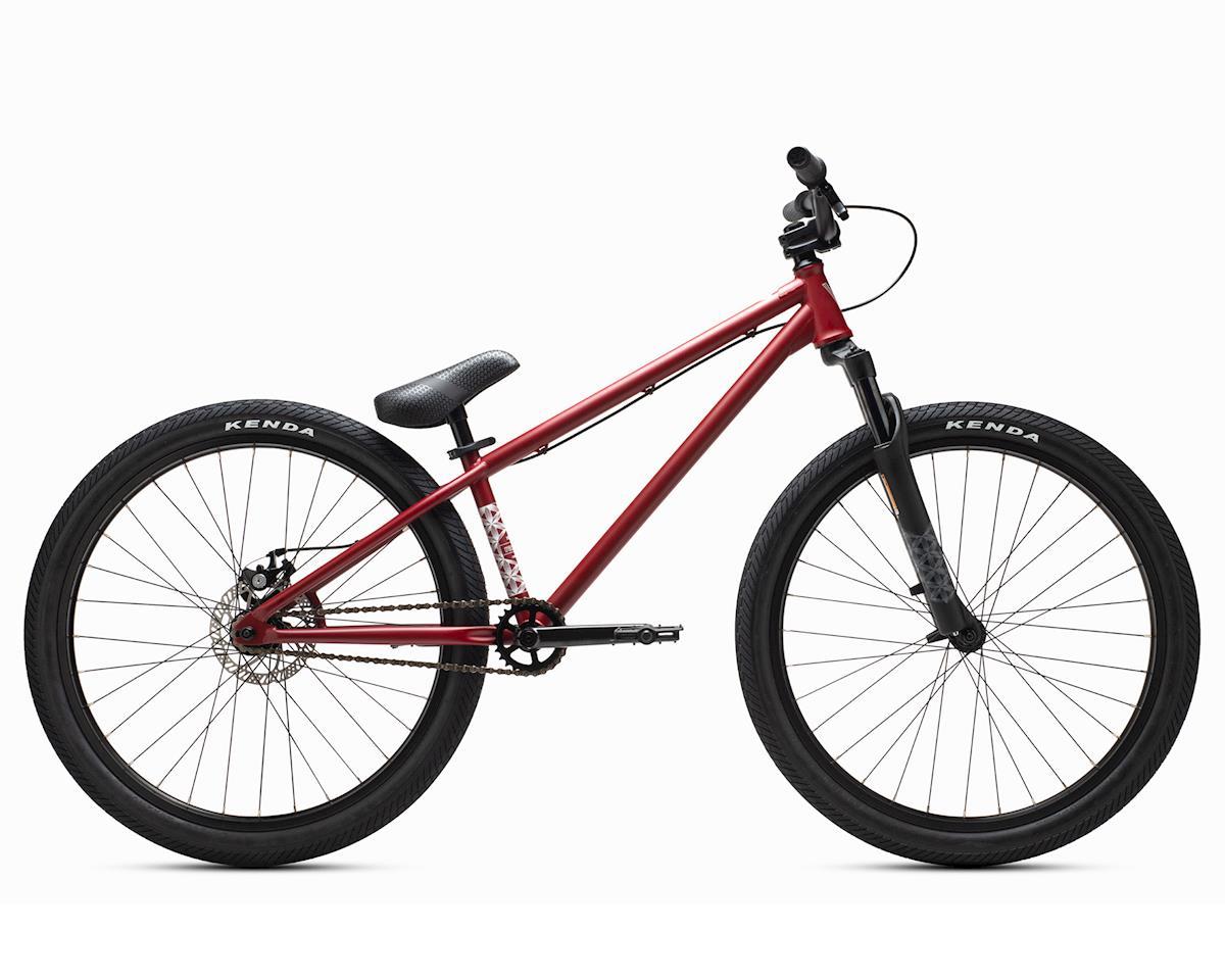 """Verde Radix Dirt Jumper 26"""" Bike (22.34"""" Toptube) (Maroon)"""