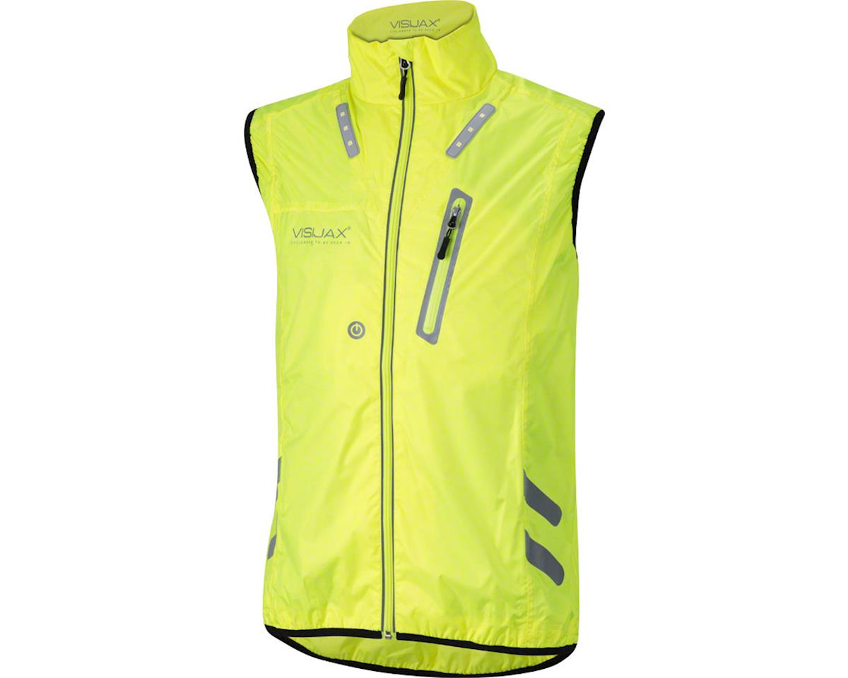 Visijax Gilet LED Unisex Vest: Black 2XL