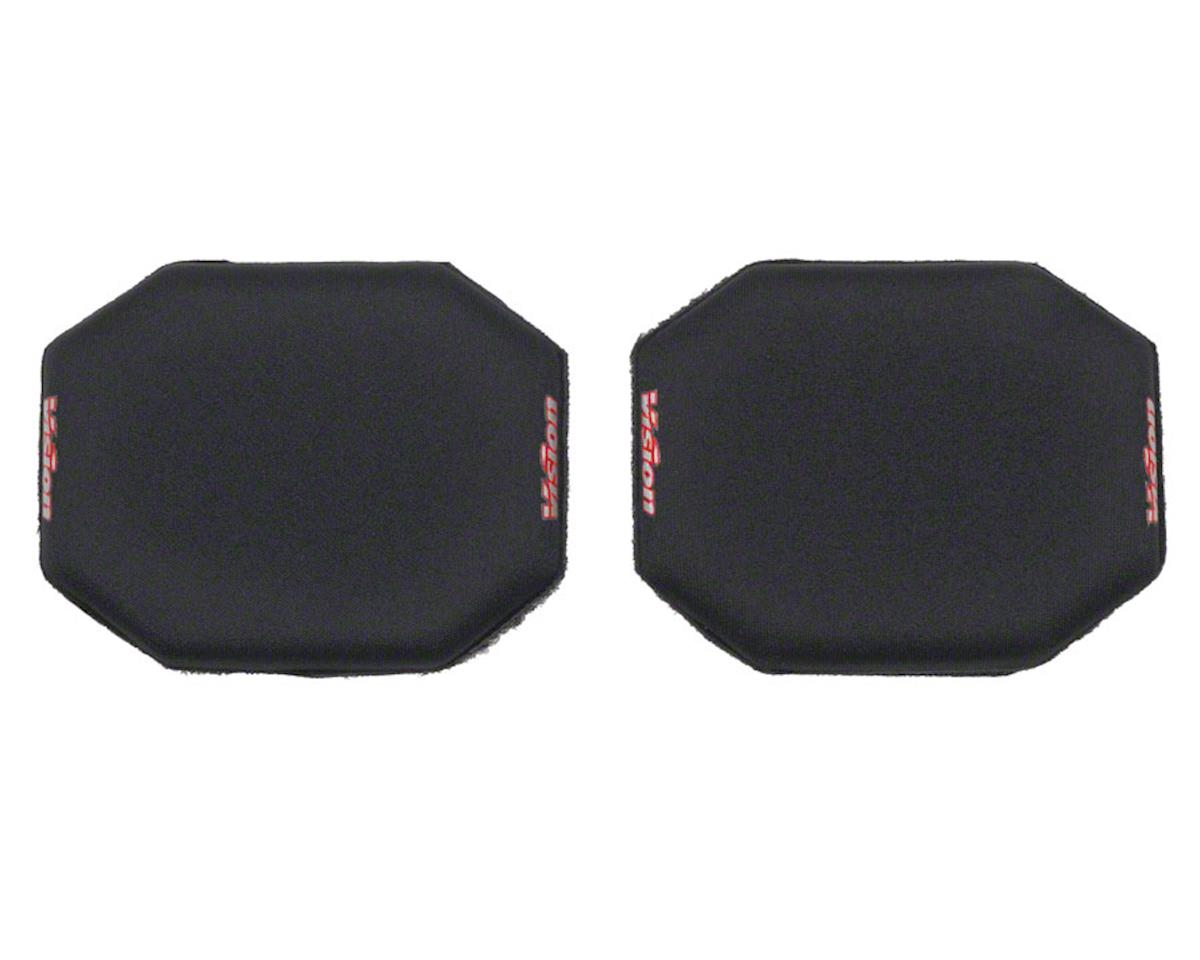 Deluxe Molded pads - includes Hook & Loop