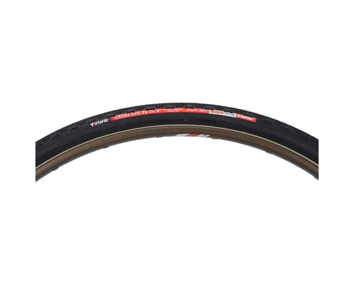 Image 3 for Vittoria Cross Evo Xn 32 Tubular Black 700X32c