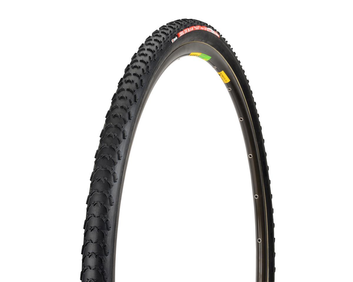 Image 1 for Vittoria Cross EVO XM Tubular Cyclocross Tire (Black) (700X33)