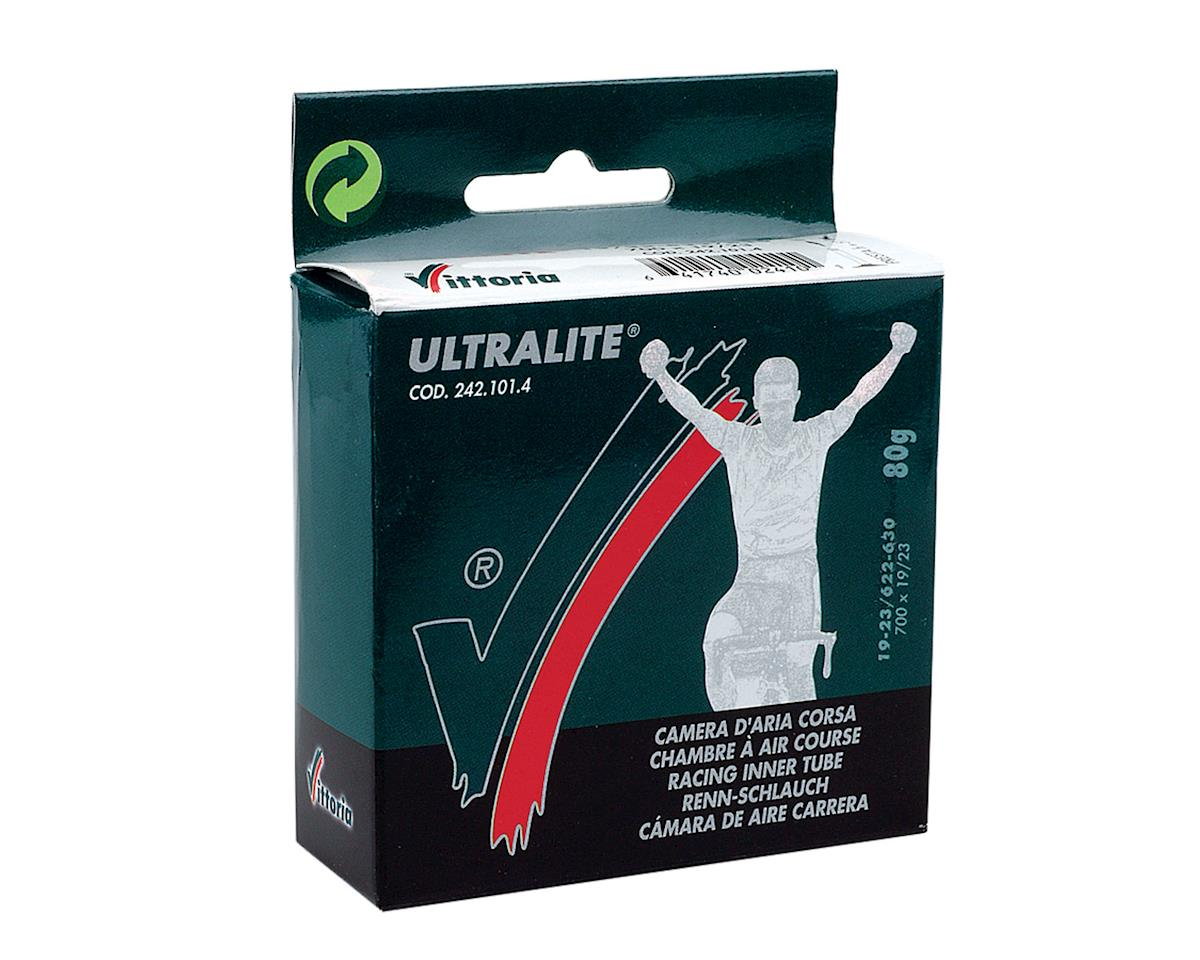 Vittoria Ultralite Long Valve Tube (650X19-23)