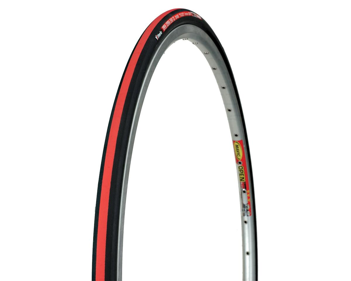 Vittoria Open Corsa Evo CX Road Tire (Yellow)