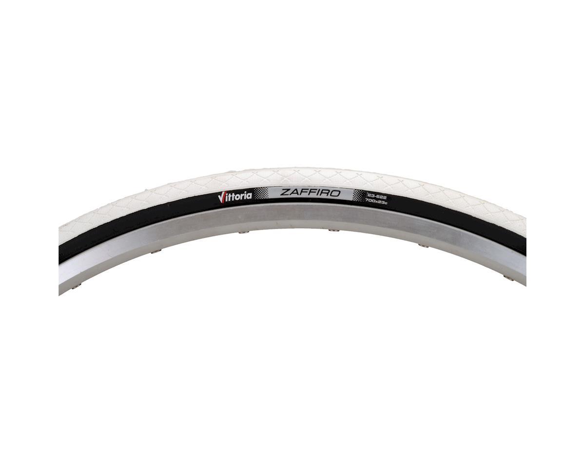 Vittoria Zaffiro II Road Tire (White/Black) (700 x 23)
