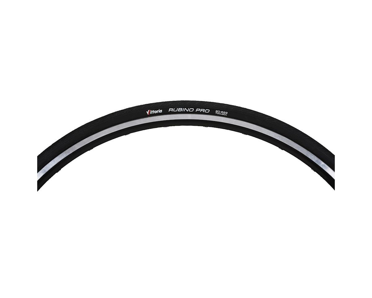 Image 3 for Vittoria Rubino Pro III Road Tire (Black) (700X20)