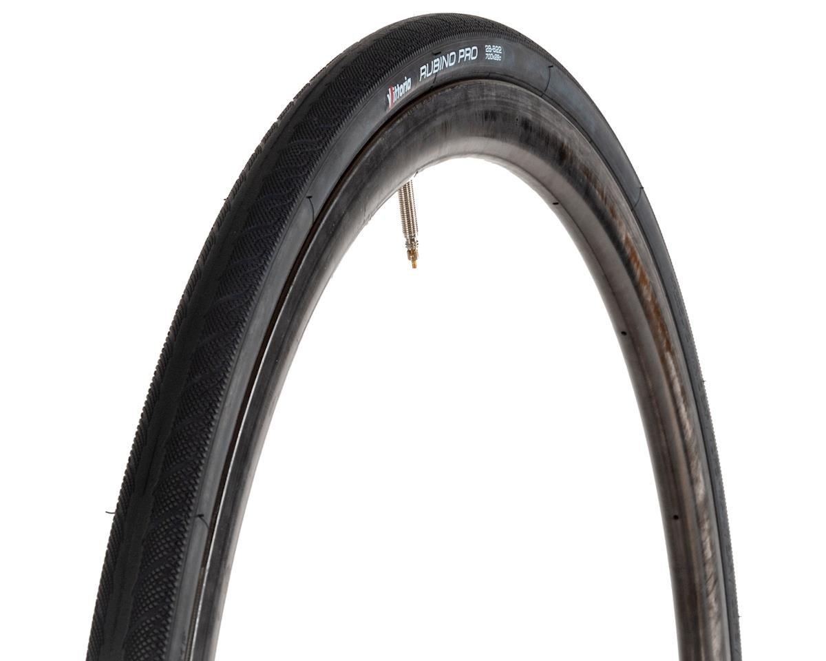 Vittoria Rubino Pro III Clincher Tire (Black) (700x28)
