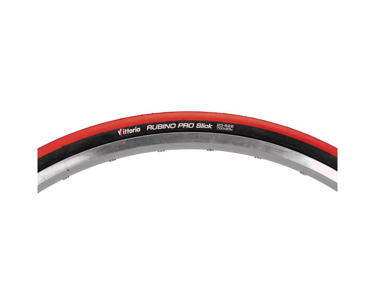 Image 3 for Vittoria Rubino Pro Slick III Road Tire (Blue/Black)