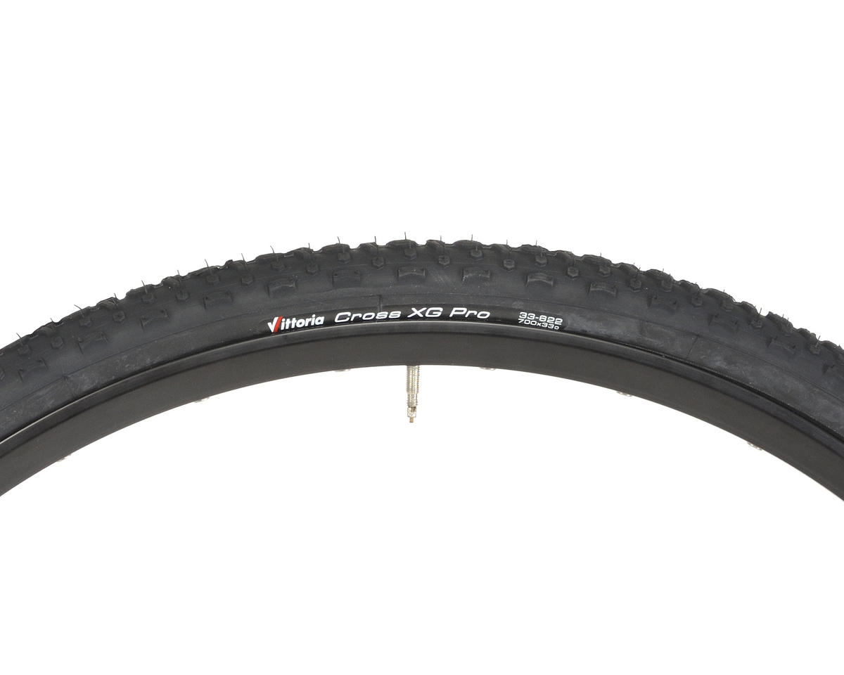 Vittoria Cross XG Pro II CX Folding Tire (700 x 33)