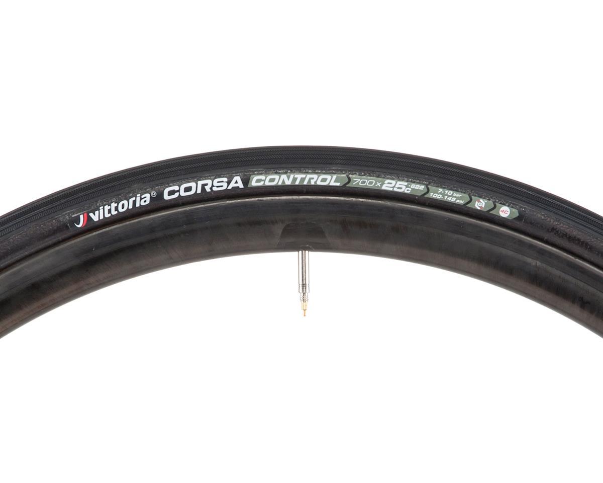 Vittoria Corsa Control G+ Competition Tire (Folding) (700 x 25)