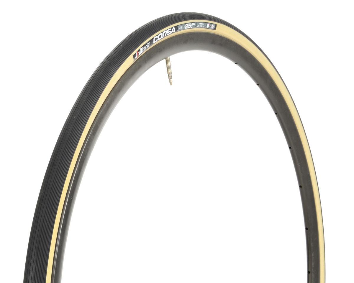 Vittoria Corsa G+ Competition Tire (Folding) (700 x 25)