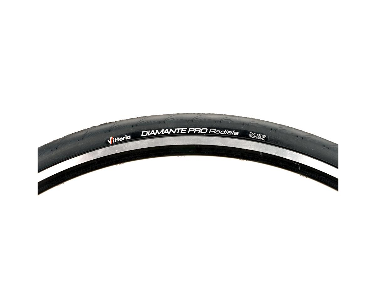 Image 3 for Vittoria Diamante Pro Radial 700X22c Black Folding