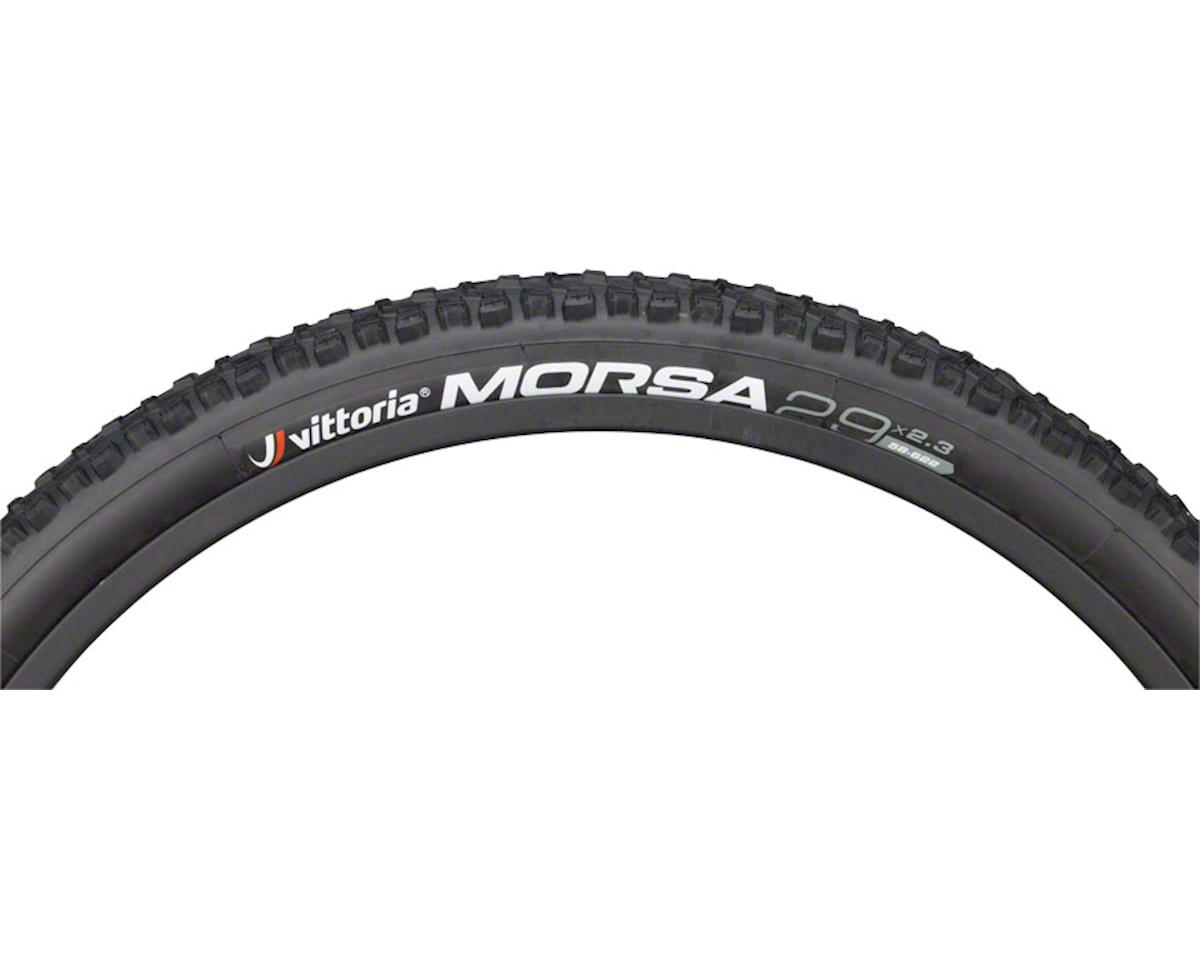 Morsa G+ Tire: Folding Clincher, 29x2.3, Black