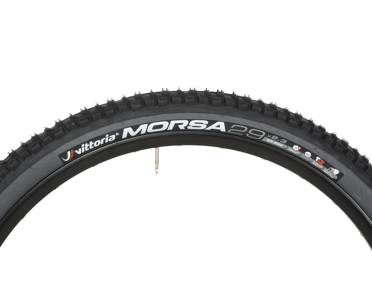 "Vittoria Morsa 29"" G+ TNT All Mountain MTB Tire (2016) (29 x 2.3)"