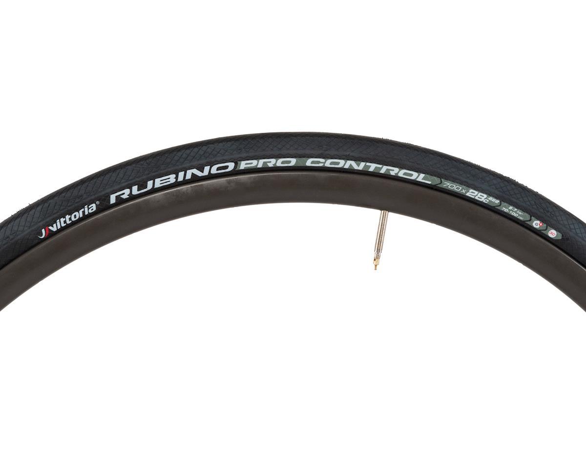 Image 3 for Vittoria Rubino Pro Control G+ Road Tire (Black)