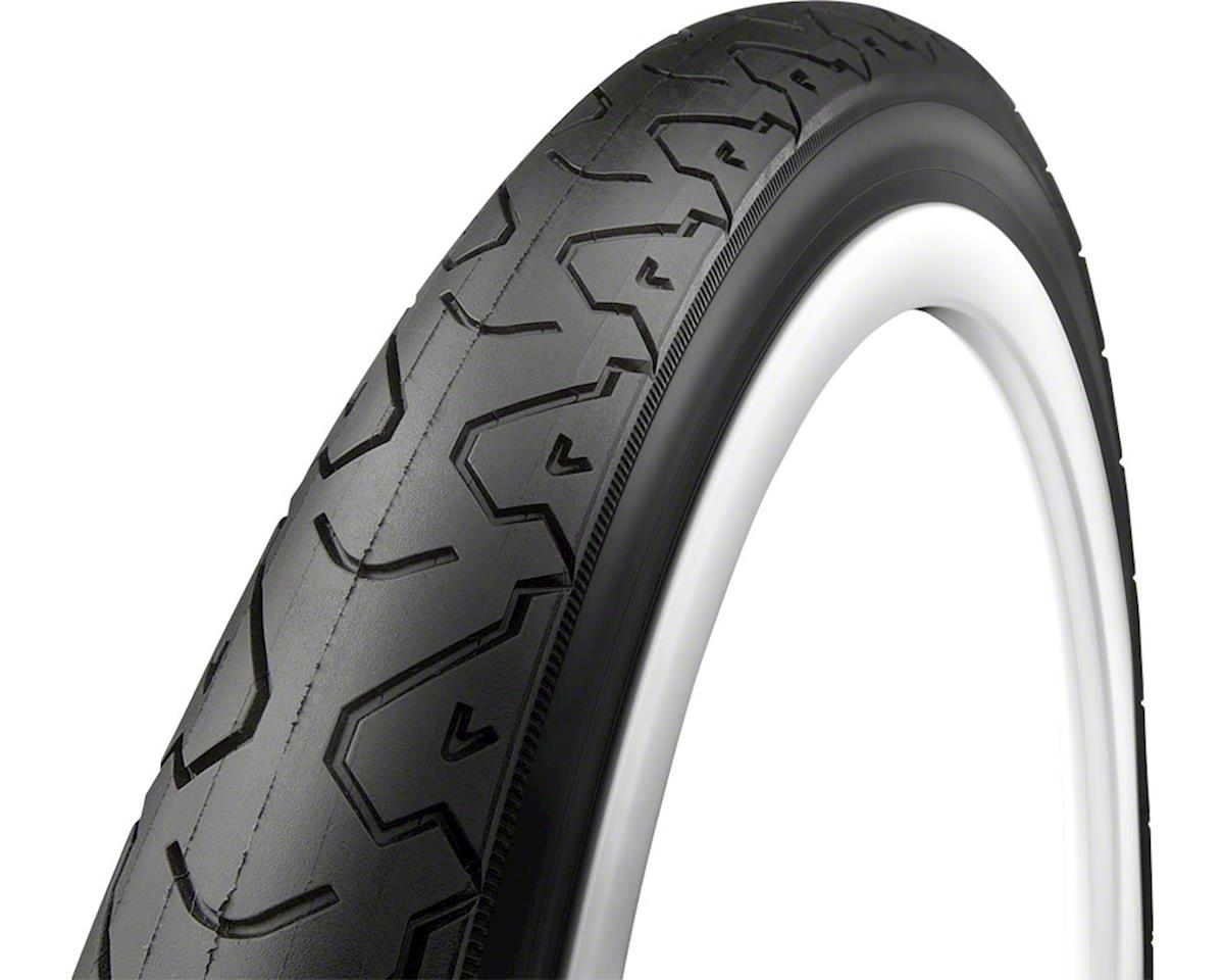 Roadster Tire: Wire Bead, 26x1.5, Black