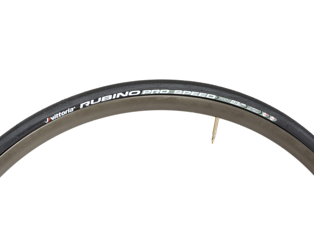Vittoria Rubino Pro IV Speed G+ Road Tire (Folding) (700 x 23)