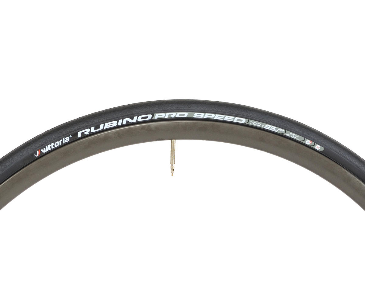 Vittoria Rubino Pro IV Speed G+ Road Tire (Folding) (700 x 25)