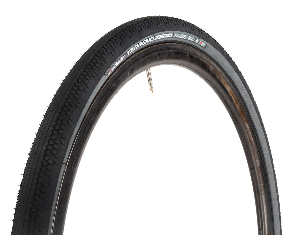 Vittoria Terreno Zero TNT G+ Cyclocross Tire (Black/Anthracite)