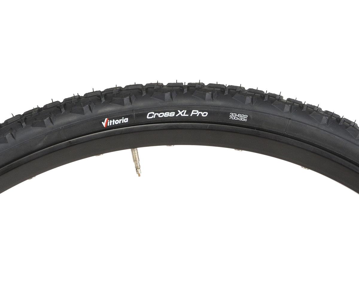 Vittoria Cross XL Pro CX Tire Folding (Black) (700 x 33)