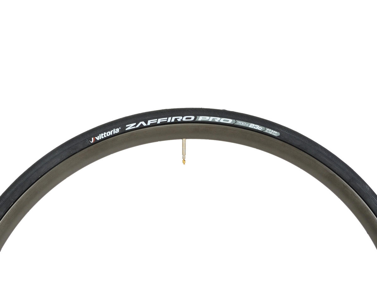 Vittoria Zaffiro Pro III Road Tire (Folding) (700 x 23)