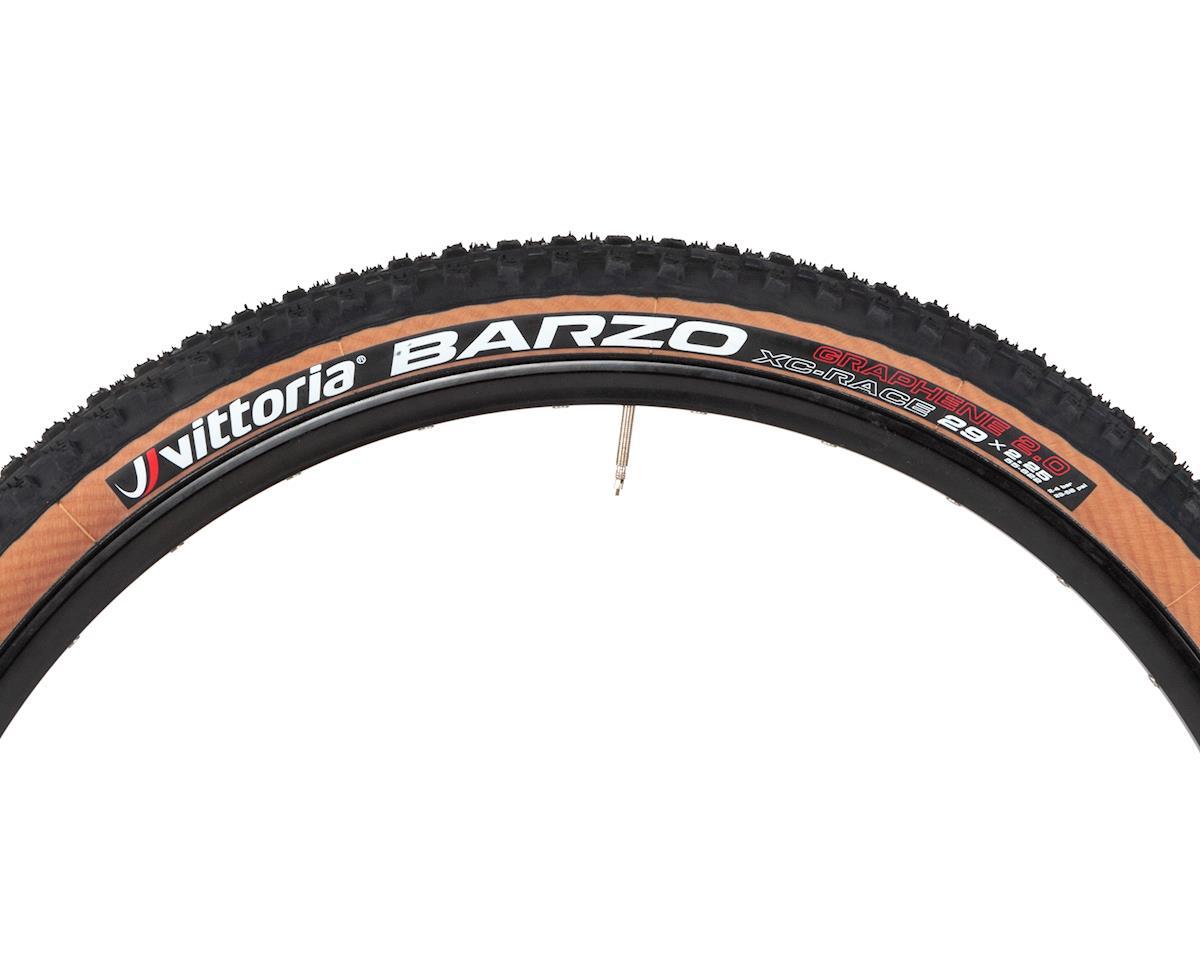 "Vittoria Barzo G2.0 29"" XC Race Mountain Bike Tire (Brown) (29 x 2.25)"