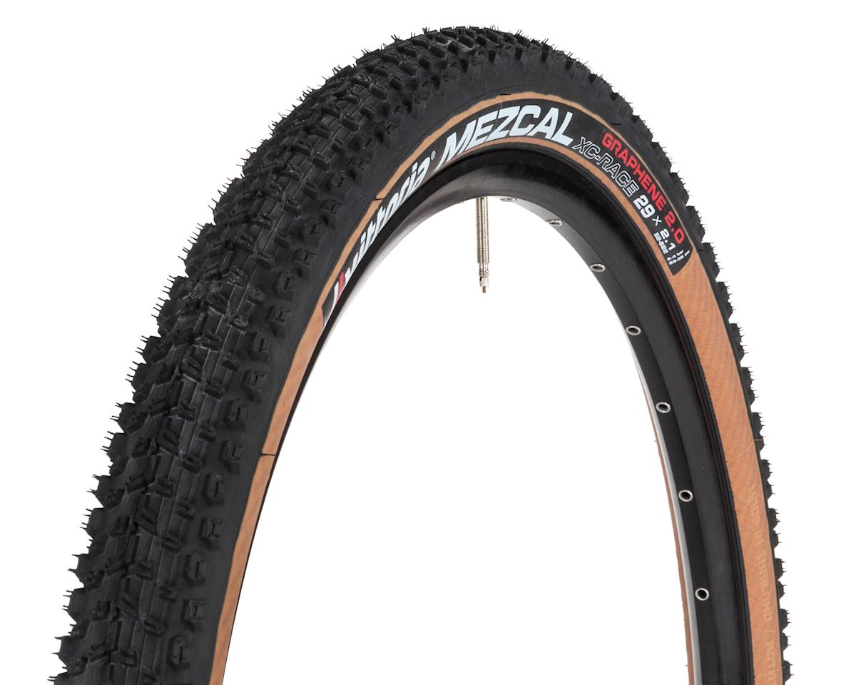 "Vittoria Mezcal III XC Race 29"" TLR G2.0 Mountain Bike Tire (Brown)"