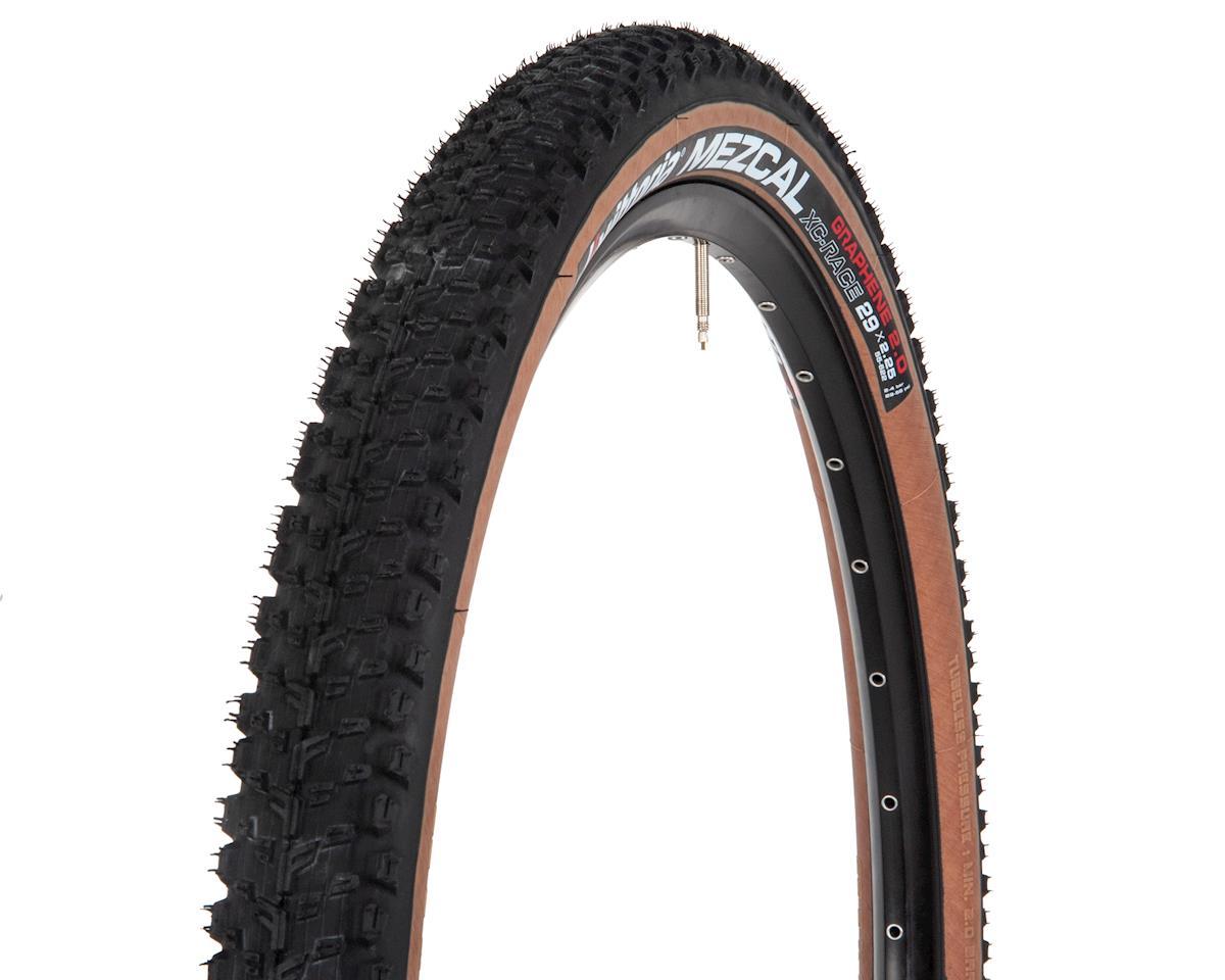 "Vittoria Mezcal III XC Race 29"" TLR G2.0 Mountain Bike Tire (Tan or Brown) (29 x 2.25)"
