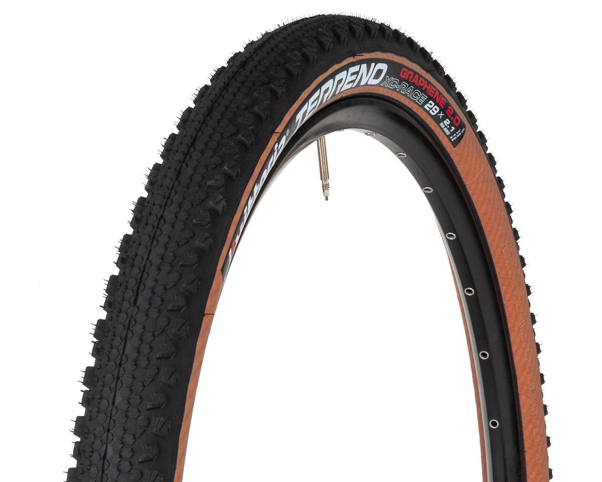 Vittoria Terreno Graphene 2.0 Tubeless MTB Tire (Black/Tan) (29 x 2.1)