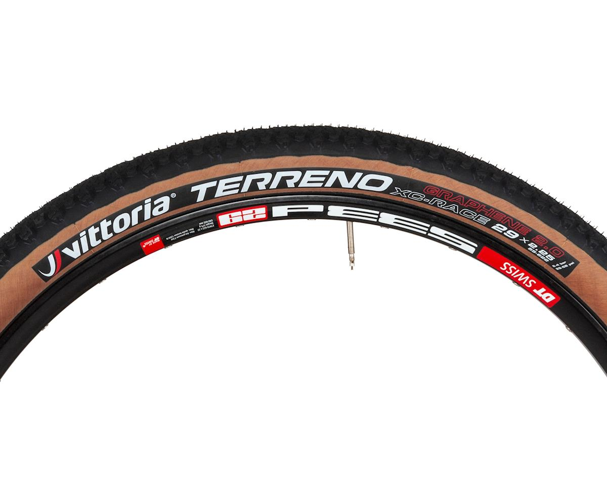 Image 4 for Vittoria Terreno Graphene 2.0 Tubeless MTB Tire (Black/Tan) (29 x 2.25)