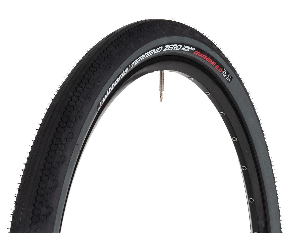 Vittoria Terreno Zero TNT G2.0 Cross/Gravel Tire (Anthracite) (650 x 47)