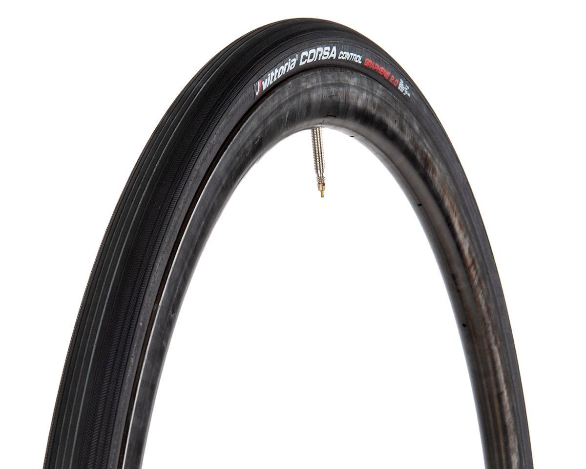 Vittoria Corsa Control G2.0 Folding Bead Tire (Full Black) (700 x 25)