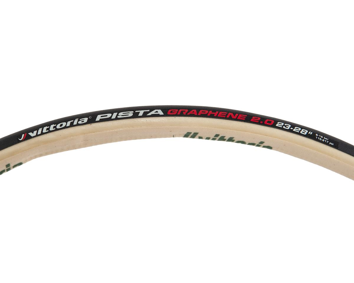 Image 3 for Vittoria Pista G2.0 Track Tubular Tire (Para Sidewall) (700 x 23)
